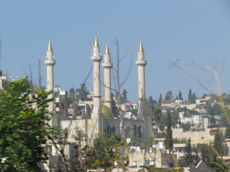 Jerusalem the city of Tolerance