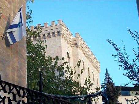 Newsletter 214: Jews, Christians, Moslems and God