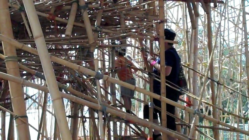 Big Bamboo Israel Museum Jerusalem