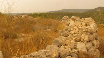 sorek valley national park 11th Jul 17