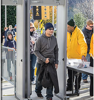 Metal detectors and belief detectors