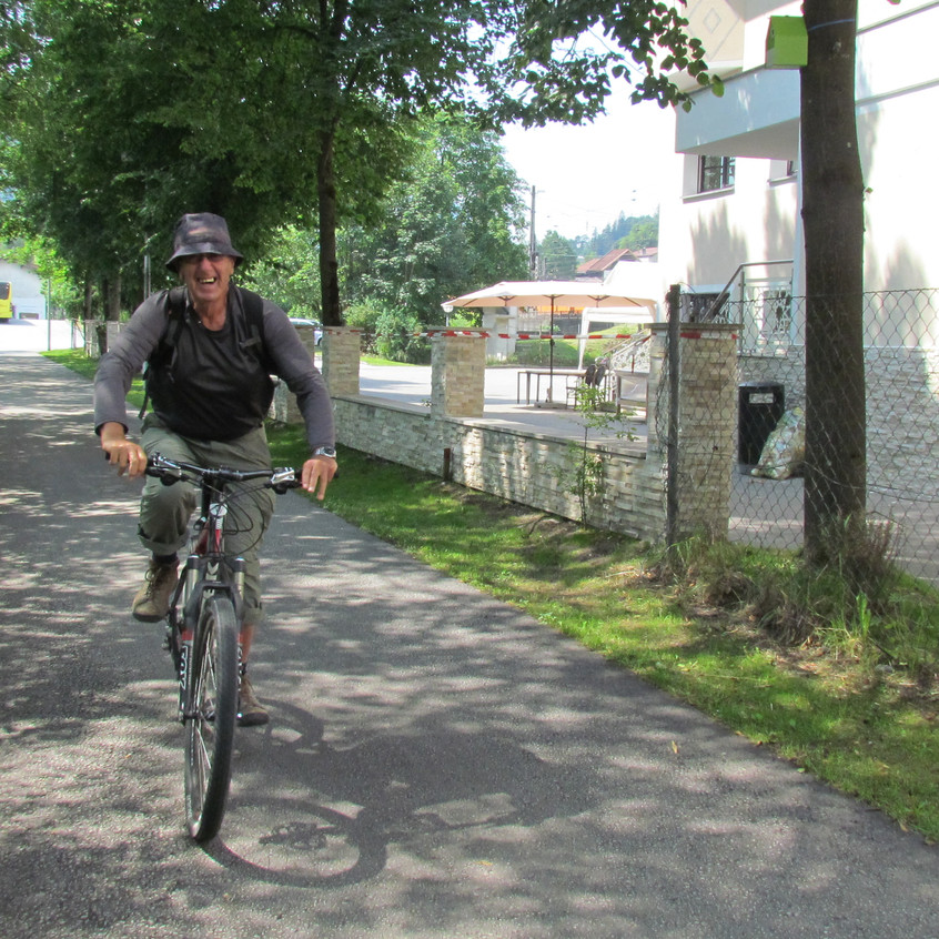 Hechtsee Bicycle Ride