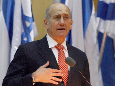 Newsletter 22: Prime Minister Ehud Olmert