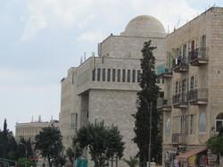 Hehal Shlomo Jerusalem