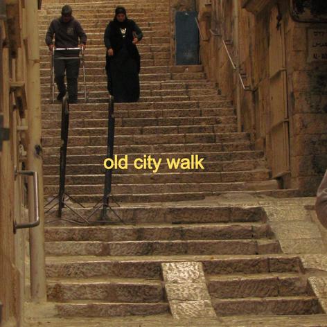 Old City Walk