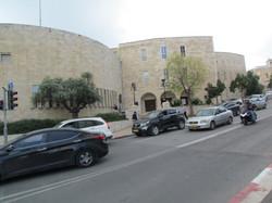 Yeshurun outside Jerusalem