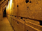 Underground of the Wailing Wall