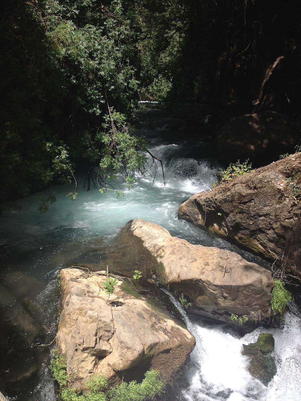 snir river