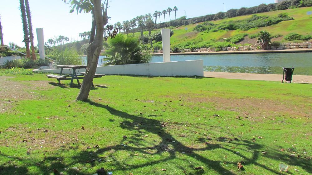 Hadera stream park
