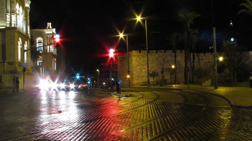 Old city Walls
