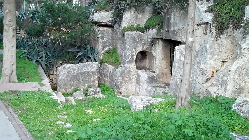 Tombs of the Sanhedrin in Jerusalem
