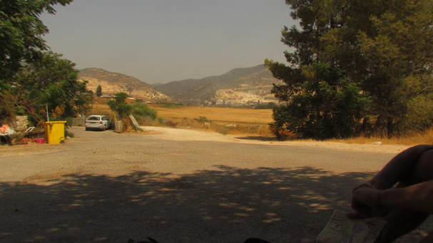 Naham view of the Sorek Valley