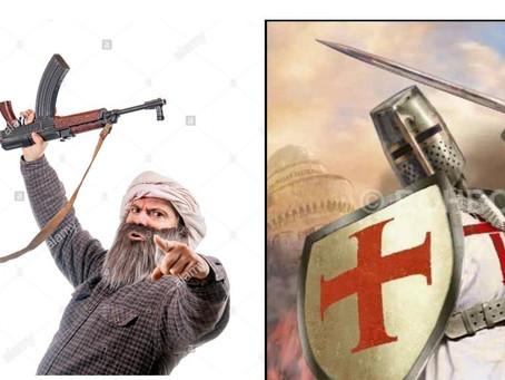 Jews don't fight wars of conquest.