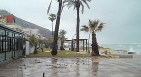 Stomy day in Haifa