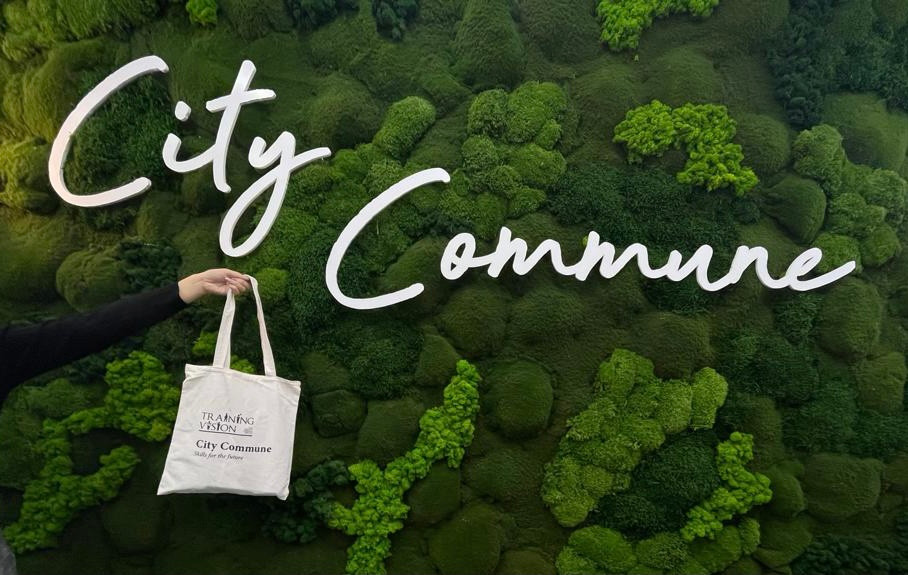 Free goodie bag for our participants in TVI City Commune @ The Cathay Campus