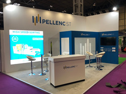Exhibition stand builder for pellinc