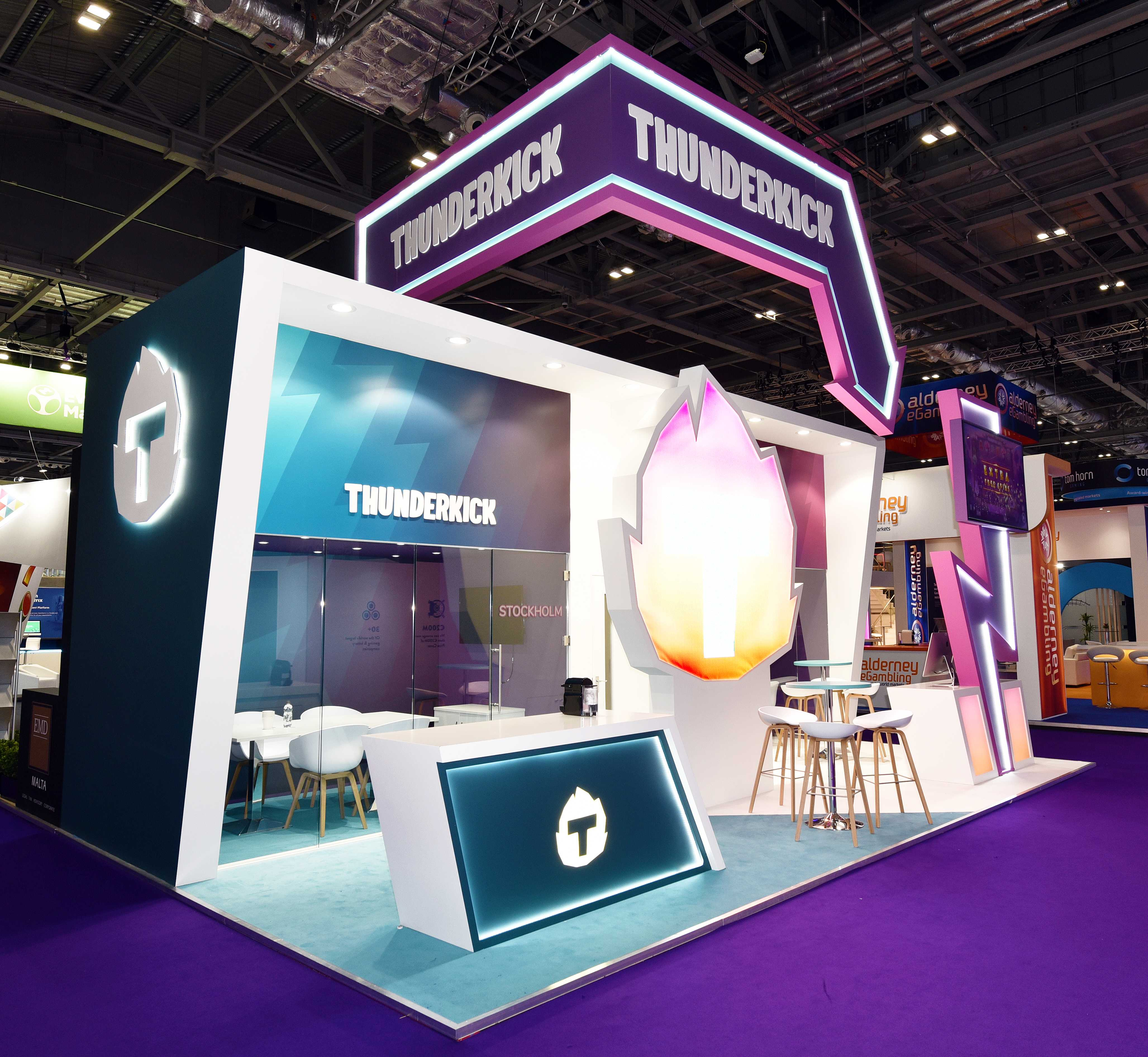 Exhibition stand designer and builderimage1006