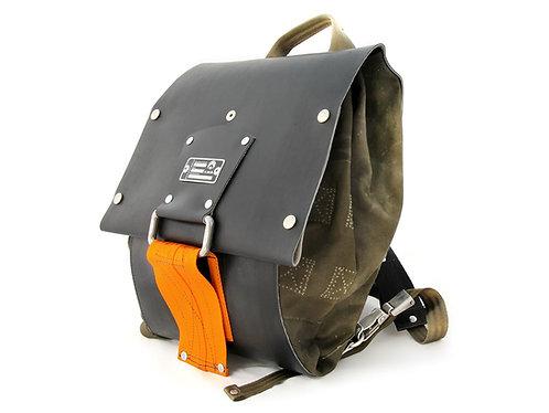 Upcycling Rucksack FR-C2, orange
