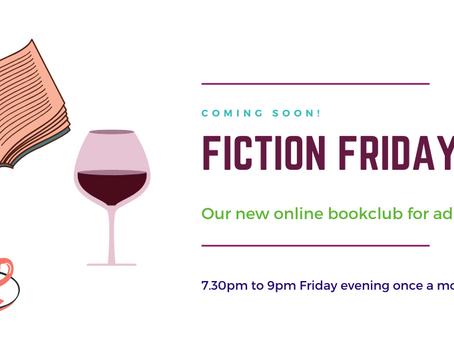 Fiction Fridays