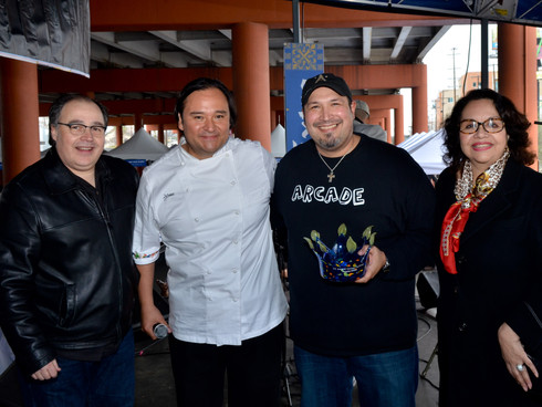 5th Annual Paella Challenge Winners