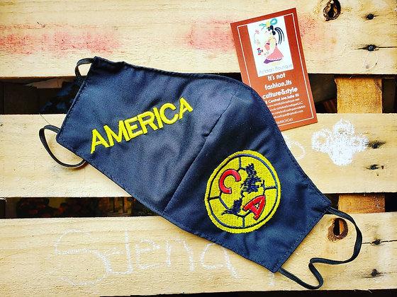 Club America Face Mask