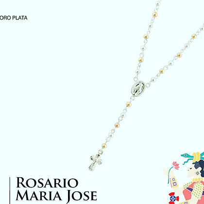 Gold&Silver Rosary