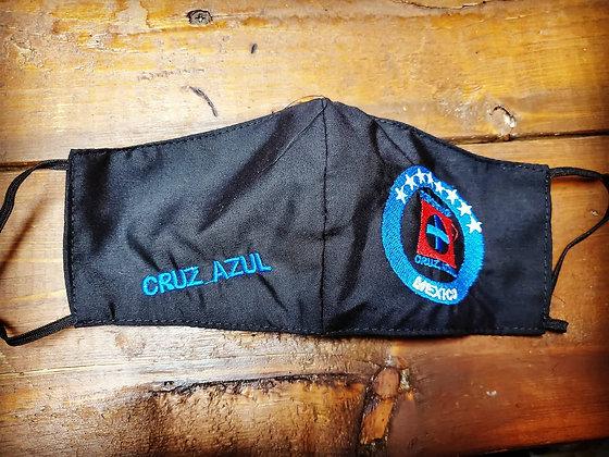 Cruz Azul Face Mask