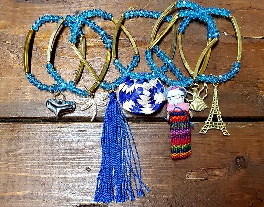 7 pz bracelet
