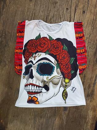 Frida Kahlo&Canbaya shirt