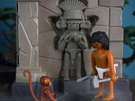 PLAYMOVIL RECREA LA HISTORIA DE MEXICO