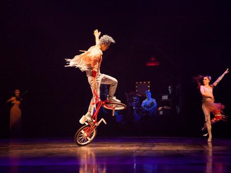 【海外公演】2017年4月~『VOLTA by Cirque du Soleil』
