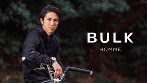 BULK HOMMEとのスポンサー契約を更新