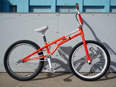 【タイアップ】新BMXブランド『FLAMON BMX』を設立