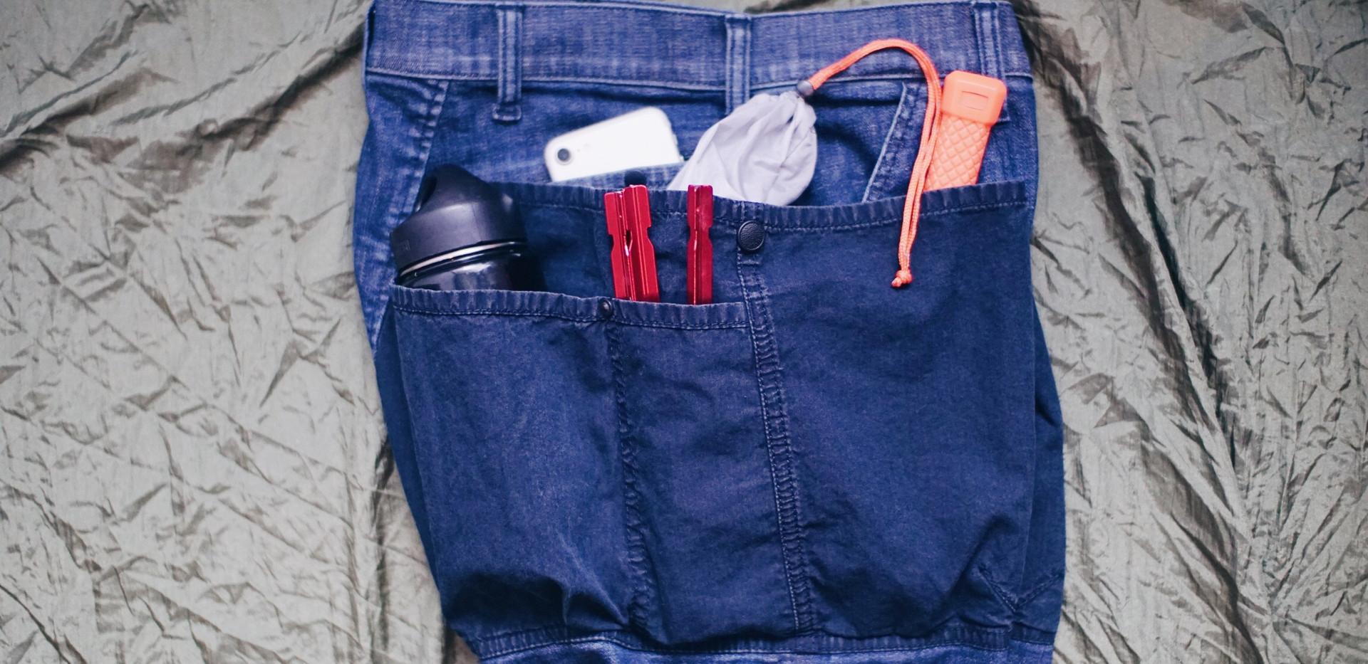 小分けのポケットも多いので タンブラーや、350ミリ感なども入れる事が出来ます。