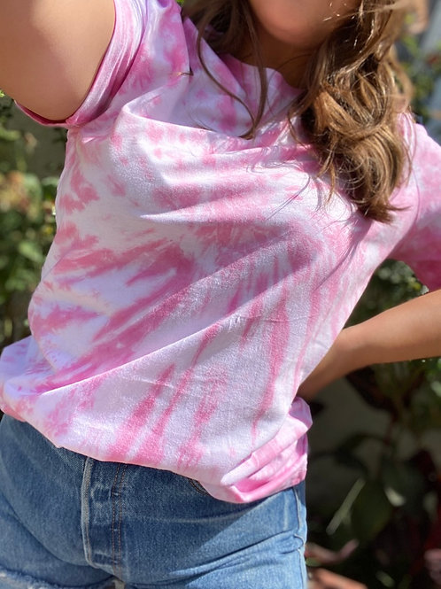 Hot Cotton Candy Tee