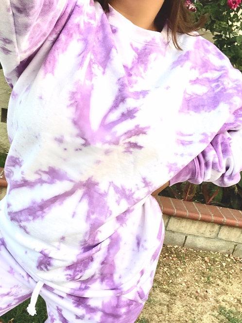 Lavender Dreams Crewneck