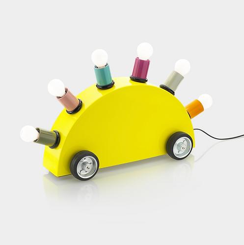 Super (yellow/coloured lamp holder)