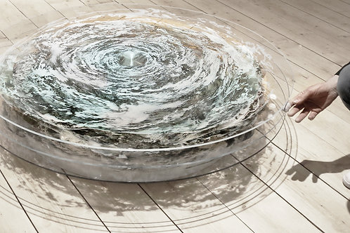 Windstorm (rotating coffee table)