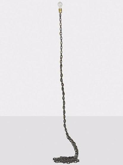 Privat Des Künstlers Lampe II