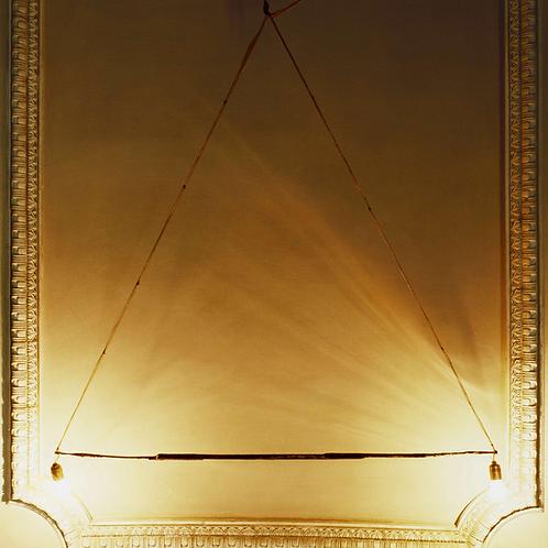 Haus Lange Lampe