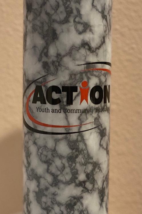 20oz. Cyclinder Action Cup