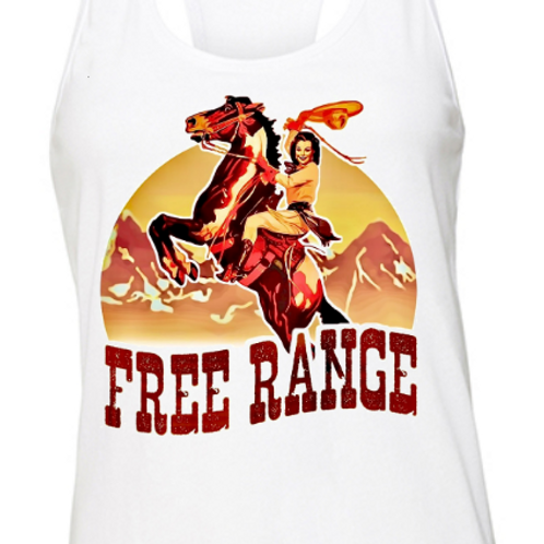 Free Range Cowgirl Tank