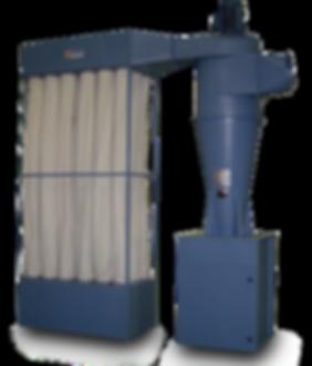 Sistema de exaustão - Exaustor industrial