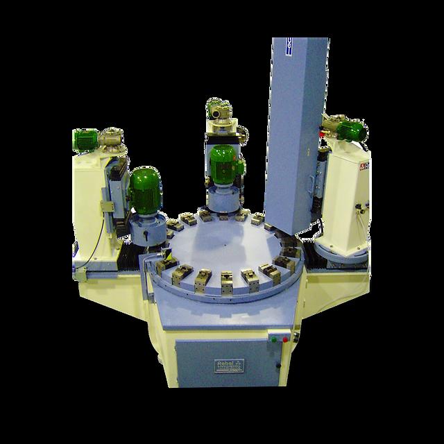 Rebarbação automatica de peça fundida e microfundida