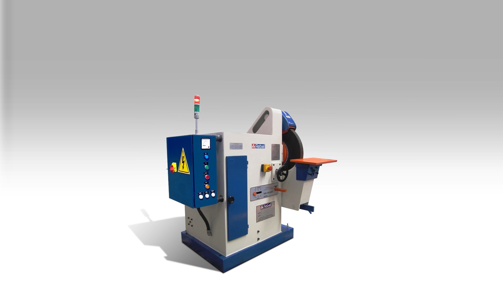 Grinder Machine for Foundry