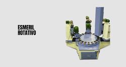 mesa rotativa automática - rotary