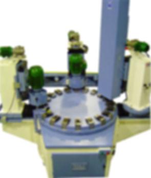 Esmeril automático e rotativo Rebel - Rotary