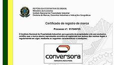 Registro da marca - Conversora Abrasivos