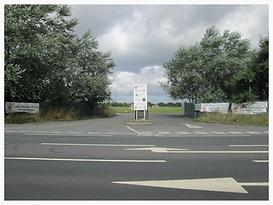 Hopgrove entrance