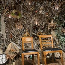 流木のアーチ